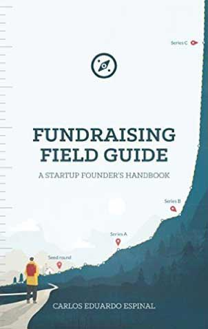 Cover design of Fundraising Field Guide by Carlos Espinal
